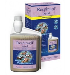 Respiragil liquid Humavet