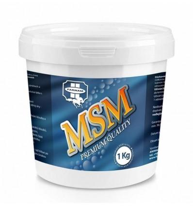 MSM Farnam 1kg