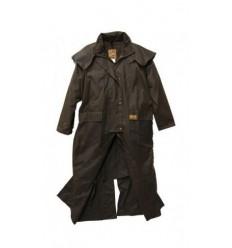 Kabát Bush-Skins dlouhý