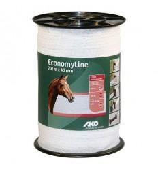 Ohradníková páska Standard Eco-line 200m/ 40mm