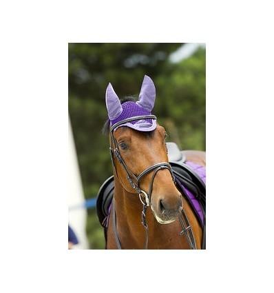 Náušníky Equi-Theme Pony modrá/fialová