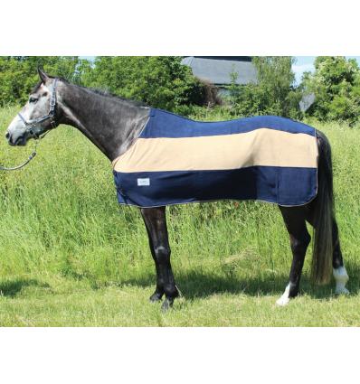 Odpocovací deka dvoubarevná