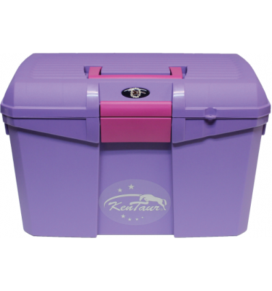 Box na čištění světle fialová