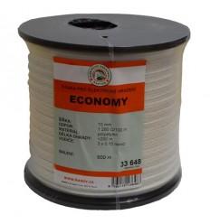 Ohradníková páska Economy 600m/10mm