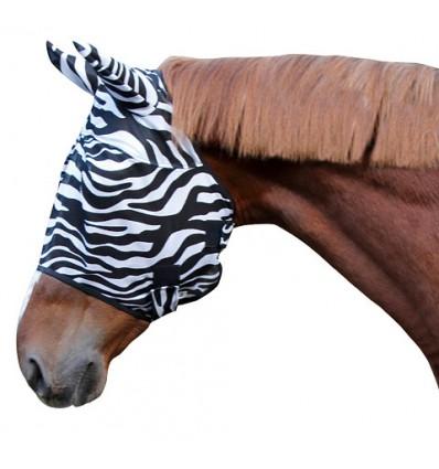 Maska proti hmyzu síťovaná zebra