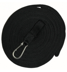 Lonž bavlna s horolezeckou karabinou