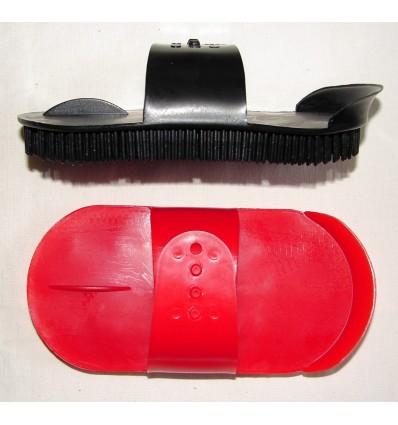 Hřbílko masážní plastikové