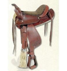 Westernové sedlo Big Horn