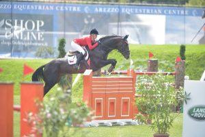 European Championship Jumping Arezzo 2014